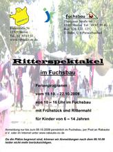 Ritterspektakel 2009